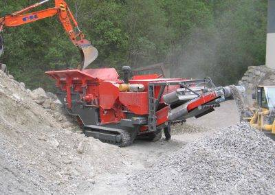 GipoBac B0960 FDR Jaw Crusher