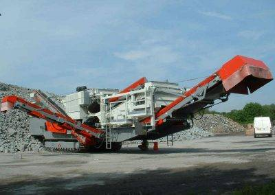 GipoKombi RC150 Impact Crusher