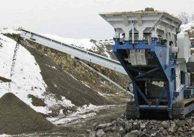 GipoBac B1195 Jaw Crusher