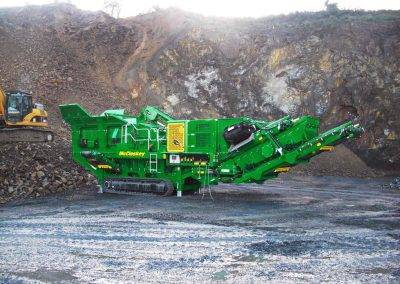 McCloskey I44v3 Impact Crusher