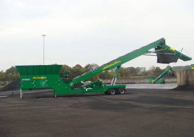 McCloskey TF100 Stacker