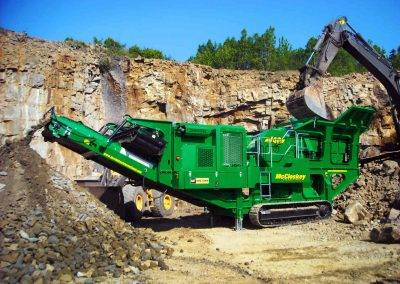 McCloskey J40 Jaw Crusher