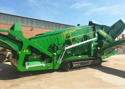 McCloskey R230 Screener 2018