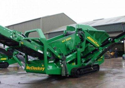 McCloskey R70 Screener