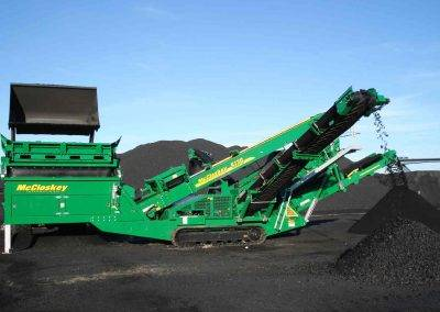 McCloskey S130 Screener