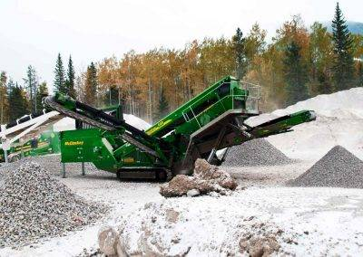 McCloskey S80 Screener