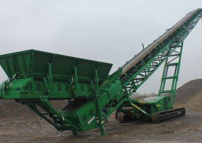 McCloskey ST80TF ST100TF Stackers