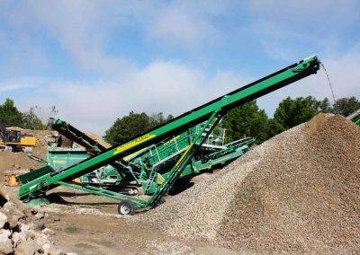 McCloskey WS3250 Stacker