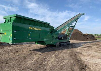 McCloskey SF80 80R Stackers