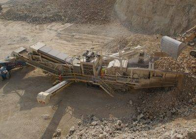 GipoKombi RC170 Impact Crusher
