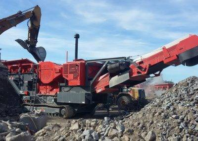 GipoBac B 1385  Jaw Crusher