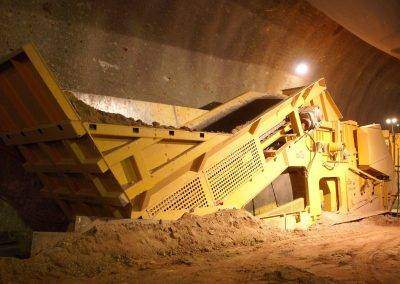 GipoBac B 1385 FDR Jaw Crusher