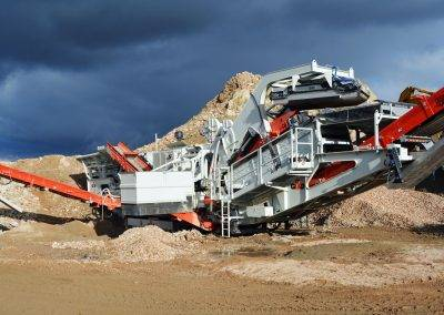 GipoKombi RC110 Impact Crusher