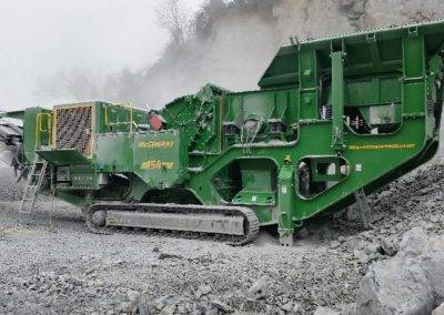 McCloskey I54v3 Impact Crusher