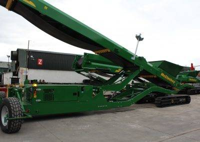 McCloskey WS4080 Stacker