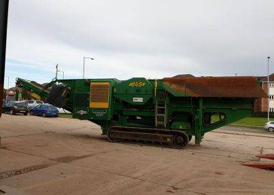 McCloskey J45 Jaw Crusher