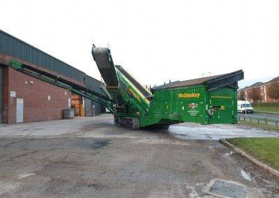 McCloskey S190 Triple Deck Screener
