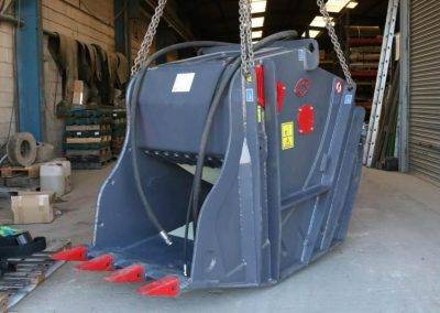 CBF Crusher Bucket – CM CBF09