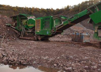 McCloskey J50v2 Jaw Crusher
