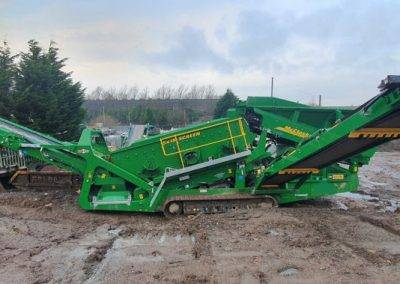McCloskey R155 Screener
