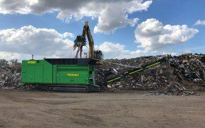 **NEW** McCloskey International VTS95 Shredder
