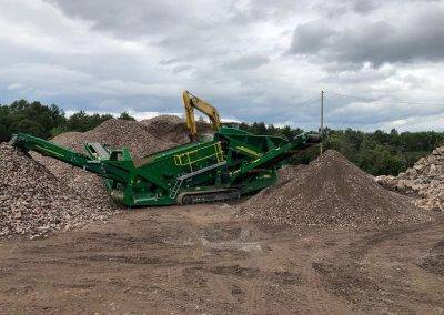 McCloskey R155 600hrs 2019