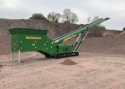 McCloskey SF 50 Feeder Stacker